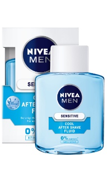 After Shave Sensitive Cooling - Nivea Men