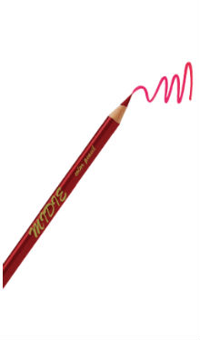 Creion contur buze Roșu Bordo