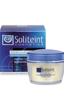 Cremă de noapte regenerantă Q10 - Soliteint
