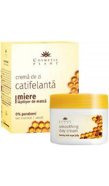 Cremă de zi catifelantă cu miere - Cosmetic Plant