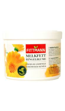 Cremă de gălbenele cu vitamina E - Fittmann