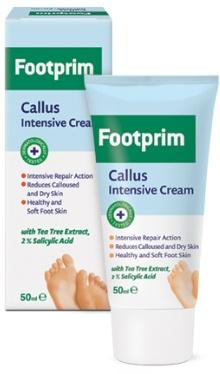 Cremă intensivă anti bătături - Intensive Callous Cream Footprim