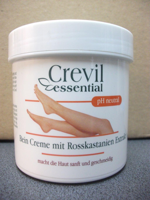 Cremă pentru picioare cu extract de castan - Crevil