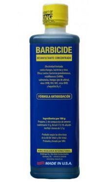 Dezinfectant pentru instrumente și suprafețe concentrat - Barbicide