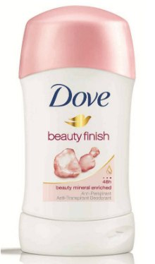 Deodorant stick Beauty Finish - Dove
