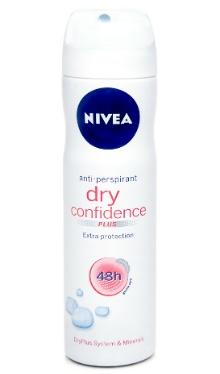 Deodorant spray Dry Confidence - Nivea