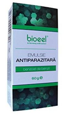 Emulsie antiparazitară - Bioeel