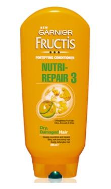 Balsam de păr Fructis Oil Repair 3 - Garnier