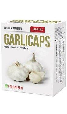 Garlicaps capsule cu usturoi