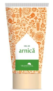Gel de arnică - Transvital Cosmetics