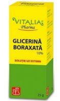 Glicerină boraxată 10% - Vitalia