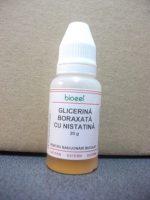 Glicerină boraxată cu nistatină - Bioeel