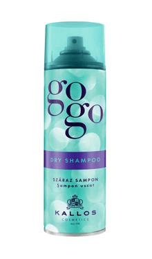 Şampon uscat - Kallos GoGo