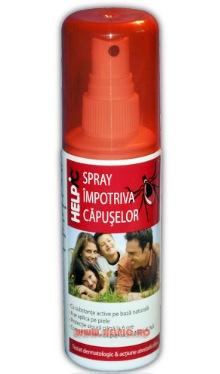 Spray împortiva capuşelor - Helpic