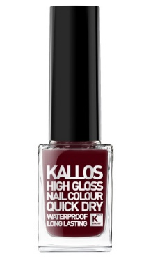 Kallos Lac de unghii High Gloss 181