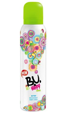 Deodorant spray Hippy Soul - B.U