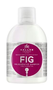Kallos KJMN Șampon întăritor de păr cu extract de smochine
