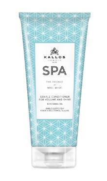 Kallos Spa balsam pentru volum și strălucire cu ulei de neroli