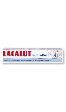 Pastă de dinți Multi Effect - Lacalut