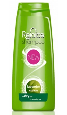 Şampon pentru păr uscat cu Lavandă - Rejoice