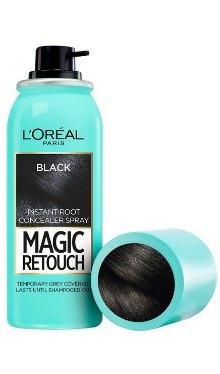 Spray instant Magic Retouch 1 Negru - L'Oreal