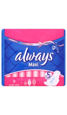 Absorbante Maxi Super Plus - Always