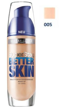 Fond de ten Superstay Better Skin 005 Light Beige - Maybelline