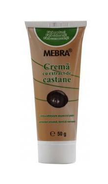 Cremă cu extract de castane - Mebra