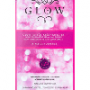 Kallos Glow paleta de culori vopsea cremă de păr
