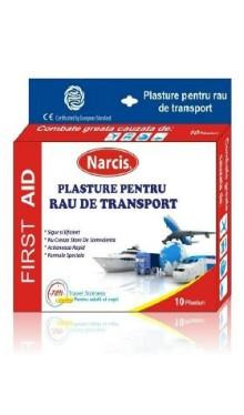 Plasture pentru rău de transport - Narcis