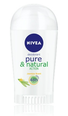Deodorant stick Pure & Action - Nivea