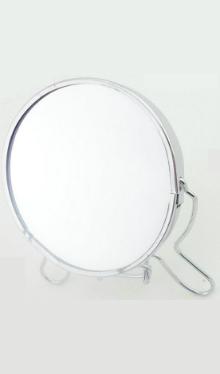 Oglindă cosmetică, dublă