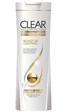 Şampon Scalp Oil Control - Clear