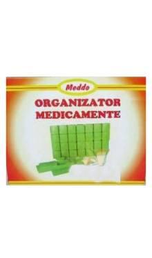 Organizator medicamente - Meddo