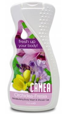 Gel de duş cu Orhidee şi Fresia - Camea