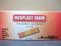 Medplast 206M, pansament