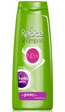 Șampon pentru păr gras cu Ierburi Medicinale - Rejoice