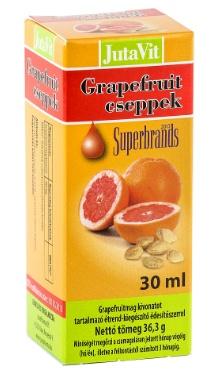 Picături de grapefruit - JutaVit