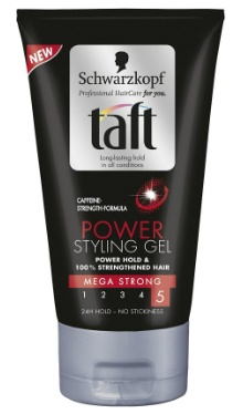 Gel de păr Power Styling Gel - Taft