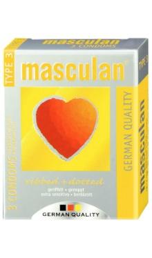 Prezervativ extra, nr.3 - Masculan