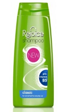 Şampon pentru păr normal cu Provitamina B5 - Rejoice