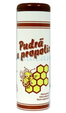 Pudră cu propolis - Mebra