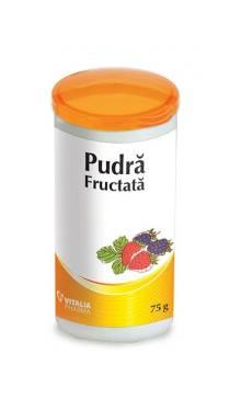 Pudră fructată - VITALIA