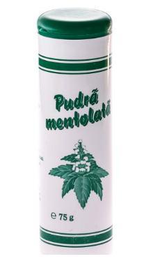 Pudră mentolată - Mebra