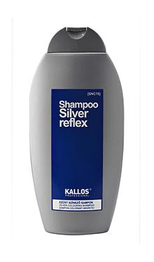 Şampon colorant argintiu - Kallos