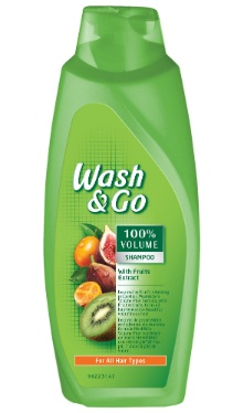 Șampon fruity - Wash&Go