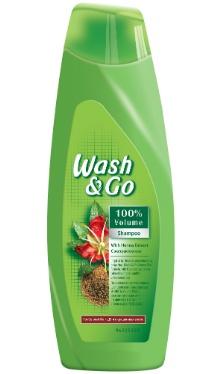 Șampon Henna - Wash&Go