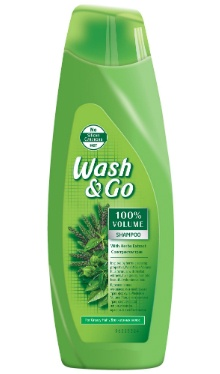 Șampon herbal fresh - Wash&Go