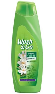Șampon jasmine - Wash&Go