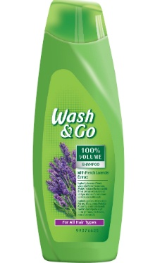 Șampon lavender - Wash&Go